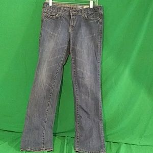 Converse one star jeans sz 10